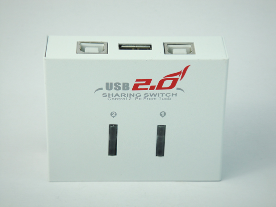 2 Port USB Sharing Switch