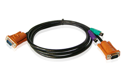 PS/2 KVM Cable